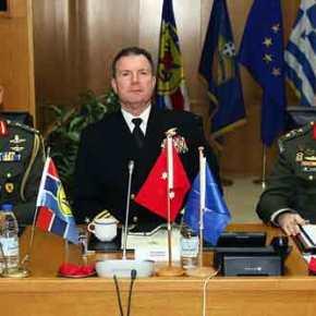 Επίσκεψη του Διοικητή Colin J. Kilrain των Ειδικών Επιχειρήσεων του ΝΑΤΟ στηνΕλλάδα!