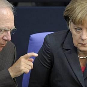 Στη «γραμμή» Β.Σόιμπλε η Α.Μέρκελ: Eξετάζει Ευρώπη δύο ταχυτήτων ΠΩΣ ΣΧΕΔΙΑΖΕΙ ΝΑ «ΣΩΣΕΙ» ΤΗΝΕΕ