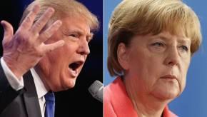 FT: «Μετωπική» του Ν.Τραμπ με την Α.Μέρκελ για το ελληνικό πρόγραμμα: «Μείωση του χρέους άμεσα ζητούν οι ΗΠΑ»«ΟΧΙ ΣΤΟ ΔΝΤ- ΟΧΙ ΣΤΟΥΣ ΦΟΡΟΥΣ» ΑΠΟ ΤΟΝ ΑΜΕΡΙΚΑΝΟΠΡΟΕΔΡΟ