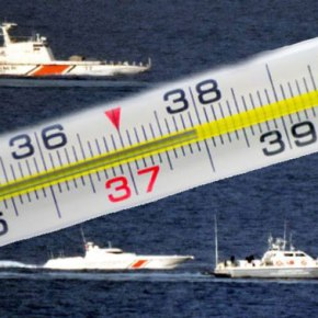Eλληνικά αντίποινα: Σκάφος της Ακτοφυλακής μπήκε στα τουρκικά χωρικάύδατα