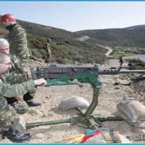 ΜΕ ΑΠΟΛΥΤΗ ΕΠΙΤΥΧΙΑ ΟΙ ΒΟΛΕΣ ΣΤΟ ΑΚΡΙΤΙΚΟ ΦΥΛΑΚΙΟ Νήσος Παναγιά: Εθνοφύλακες απαντούν με πραγματικά πυρά στις προκλήσεις της Τουρκίας(φωτό)