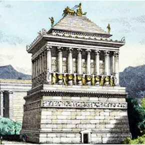 Οι Τούρκοι «ανασταίνουν» τον αρχαίο ελληνικό πολιτισμό-Αποκατάσταση του Μαυσωλείου τηςΑλικαρνασσού