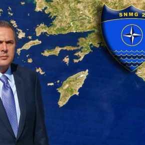 Επιχείρηση SΝΜG-2 στο Αιγαίο! Το… φυσάει και δεν κρυώνει ηΤουρκία