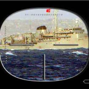 ΕΚΤΑΚΤΟ: Στο… Αγιο Ορος έστειλε ερευνητικό σκάφος η Αγκυρα – Καταδιώκεται από πλοίο του ΠολεμικούΝαυτικού
