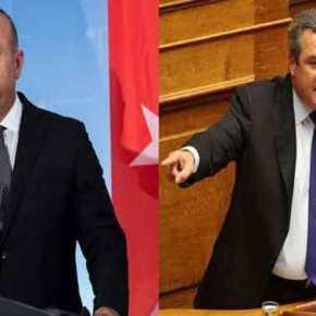 Νέα ιταμή πρόκληση του Τούρκου ΥΠΕΞ Μ.Τσαβούσογλου: «Προσέξτε γιατί ξέρετε τι μπορούμε να σας κάνουμε με τον Στρατό μας»!(βίντεο)