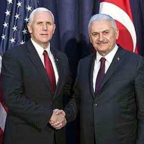 ΗΠΑ: Νέο ξεκίνημα στις σχέσεις Ουάσινγκτον – Άγκυρας – Τισυζητήθηκε