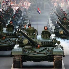 Πήραν «φωτιά» τα Βαλκάνια: Β. Πούτιν προς Α. Βούτσιτς: «Η Σερβία θα δεχθεί στρατιωτικό χτύπημα από Αλβανία καιΚροατία»