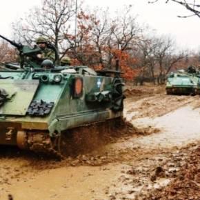 Επιχειρησιακή εκπαίδευση της 30η Μ/Κ Ταξιαρχίας με… Μ-113