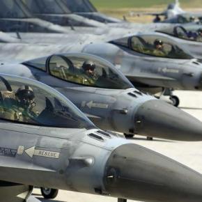 ΕΑΒ: Το μεγάλο στοίχημα με τον εκσυγχρονισμό των F-16-Φωτογραφίες.