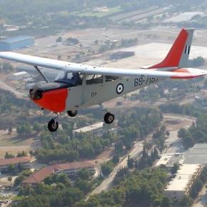 Νέο εκπαιδευτικό αεροσκάφος για την ΠολεμικήΑεροπορία