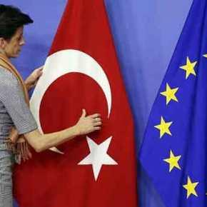 «Ράπισμα» της ΕΕ προς την Άγκυρα: «Η Τουρκία να σεβαστεί τους κανόνες καλής γειτονίας απέναντι στην Ελλάδα και το δικαστικό τηςσύστημα»