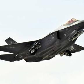 F-35: Γιατί η Πολεμική Αεροπορία χρειάζεται μαχητικό 5ηςγενιάς