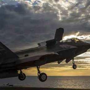 """Γιατί η Ελλάδα μιλά μόνο για F-35 στην """"αναζήτηση"""" μαχητικού 5ηςγενιάς;"""