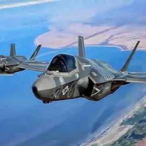 Δ.Βίτσας: «Το πρώτο ελληνικό stealth μαχητικό F-35 θα προσγειωθεί το 2020 σε αεροδρόμιο της ΠολεμικήςΑεροπορίας»