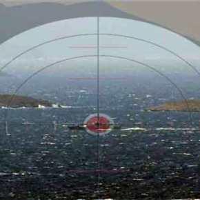 Οι Τούρκοι έστειλαν πολεμικά πλοία στα Ίμια για να «φωτογραφήσουν και να εποπτεύσουν την περιοχή»(εικόνες)