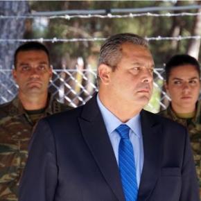 Καμμένος: Οι Ένοπλες Δυνάμεις έτοιμες να αντιμετωπίσουν οποιαδήποτε πρόκληση «Οι Έλληνες δεν έχουν να φοβηθούντίποτε»