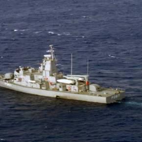 Η κανονιοφόρος «Νικηφόρος» που στάλθηκε στο Φαρμακονήσι για να εκδιώξει το τουρκικό πολεμικό πλοίο(εικόνες)