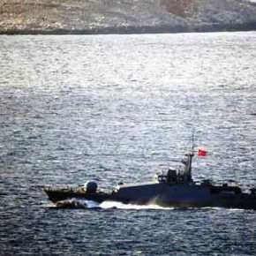Τι πραγματικά συμβαίνει στα Ίμια; – Νέα ένταση με παραλίγο σύγκρουση σκάφους του Λ.Σ. και της τουρκικής Ακτοφυλακής.(βίντεο)