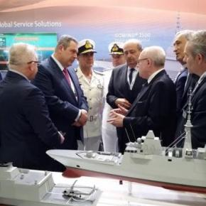IDEX 2017: Το Πολεμικό Ναυτικό επιστρέφει στη λύση της «κορβετοφρεγάτας»