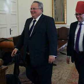 Απρέπεια Άιντα: Πήγε και είδε τον πρέσβη της Τουρκίας στην Αθήνα πριν επισκεφθεί τονΚοτζιά