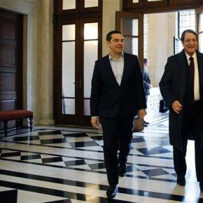 Στην Κύπρο πάλι ο Τσίπρας για το Κυπριακό -Στα σκαριά νέα πενταήμερηδιάσκεψη