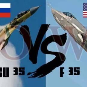 Ρελάνς από την Ρωσία στην προμήθεια των F-35: Εκπληκτική πρόταση για αγορά διπλάσιωνSu-35!