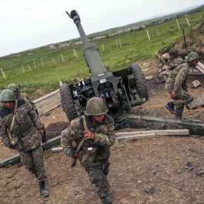 Ξαφνικός πόλεμος στον Καύκασο και νέο μέτωπο για την Τουρκία που βλέπει σχέδιο τριχοτόμησης της: Οι Αρμένιοι «θέρισαν» τουςΑζέρους