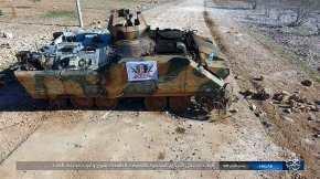 Tουρκική πανωλεθρία στην Al Βab με νέες απώλειες αρμάτων – Ένα βήμα πριν την πολεμική σύρραξη μεταξύ Τουρκίας και Συρίας(φωτογραφίες)
