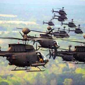Έρχονται τα OH-58D Kiowa Warrior, ενίσχυση σε καιρούςδύσκολους…