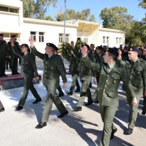 Αυτοί είναι οι νέοι Έφεδροι Αξιωματικοί Πεζικού! –ΦΩΤΟ