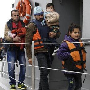 Είκοσι επαναπροωθήσεις μεταναστών σήμερα στηνΤουρκία