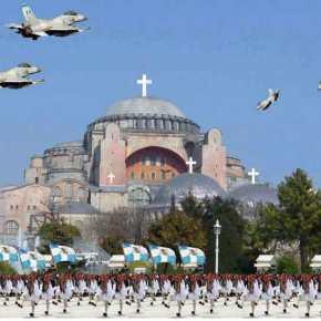 Έρευνα σοκ στο ΝΑΤΟ: Το «Βυζάντιο ξαναγεννιέται» – Οι πολίτες Βουλγαρίας, Ελλάδας, Σλοβενίας και Σερβίας επιθυμούν να τεθούν υπό την προστασία τηςΡωσίας!