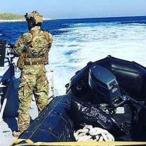 Κρίσιμες ώρες: Τουρκικά πολεμικά πλοία έμφορτα με πεζοναύτες και ειδικές δυνάμεις SAT λοκάρουν Ίμια, Πίτα,Καλόλιμνο – Βγήκε ο υποβρύχιος Στόλος μας (εικόνες,βίντεο)