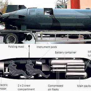 Οι Τούρκοι αποκάλυψαν ότι διαθέτουν μίνι-υποβρύχιο για απόβαση δυνάμεων SAT σε βραχονησίδες – Συναγερμός στο ΓΕΕΘΑ – Οι πρώτεςεικόνες