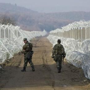 Τείχος στα σύνορα με τη Συρία σήκωσε ηΤουρκία