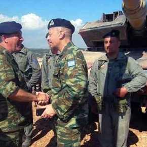 Πύρινο μήνυμα του Αρχηγού ΓΕΣ Α.Στεφανή: «Ο Ελληνικός Στρατός είναι δυνατός, ισχυρός και έτοιμος να υπερασπιστεί την χώρα!»(βίντεο)