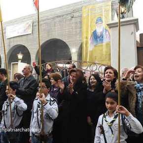 Η Συρία του Άσαντ τιμά την Ορθοδοξία: Εγκαίνια μεγαλοπρεπούς ναού για τον Άγιο Παΐσιο στην ελεύθερηΔαμασκό