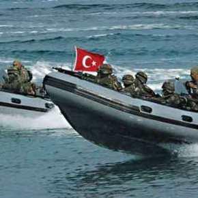 Toυρκία: «Κατεχόμενο έδαφος μας» οι Οινούσσες» – Έδωσαν τουρκικό όνομα και προετοιμάζουν πολεμικό επεισόδιο – Νέα ναυμαχία στα Ίμια (εικόνες,βίντεο)