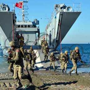 """Ο """"τσαμπουκάς"""" Ερντογάν με τον """"ευνουχισμένο"""" στρατό μέχρι που θα τραβήξει τοσχοινί;"""