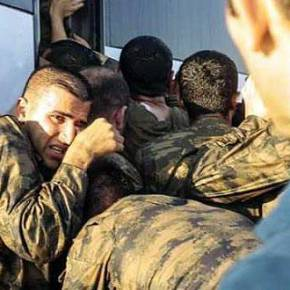 """Η φωτό απάντηση στους Τούρκους για τα περί """"ελληνικής δειλίας"""" και το """"ριμέϊκ"""" τωνΙμίων"""