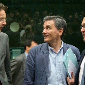 Πολιτική λύση στο Eurogroup «βλέπει» οΤσακαλώτος