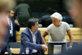 «Πυρετός» επαφών στο παρασκήνιο του Eurogroup της 20ης Φεβρουαρίου -ΠΡΟΣΠΑΘΕΙΕΣ ΜΕΧΡΙ ΤΗΝ ΤΕΛΕΥΤΑΙΑΣΤΙΓΜΗ