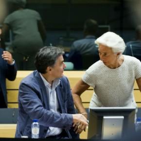 Οι απαιτήσεις του ΔΝΤ βάζουν «φωτιά» στηδιαπραγμάτευση