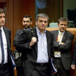 Με «λογαριασμό» μέτρων καταφθάνουν στην Αθήνα οιδανειστές