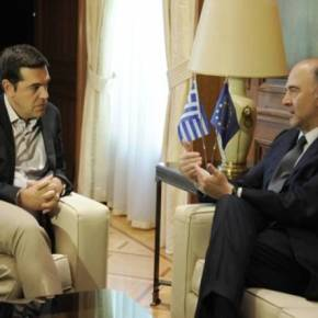 Τί συζήτησαν Αλ.Τσίπρας – Π.Μοσκοβισί πίσω από τις κλειστές πόρτες – Οι πιέσεις και οιαπειλές