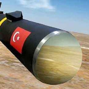 """""""Κατασκευάζουμε πυραύλους εδάφους-εδάφους με βεληνεκές 1000 χλμ"""" ανακοίνωσε ηΤουρκία!"""