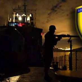ΣΥΝΑΓΕΡΜΟΣ:Tουρκικό πολεμικό πλοίο έκανε βολές στοΦαρμακονήσι