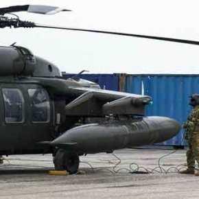 Αμερικανικά ελικόπτερα εφόδου UH-60L στην Θεσσαλονίκη «για την αποτροπή ρωσικήςεπίθεσης»!