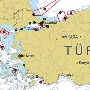 Το ΓΕΝ απαντά στις τουρκικές ανοησίες για τις περιοχές ευθύνης στοΑιγαίο