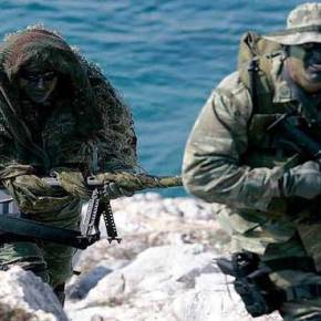 Aιφνιδιαστικό διπλό πολεμικό μήνυμα από Α/ΓΕΣ Αλκιβιάδη Στεφανή και ΑΝΥΕΘΑ, Δ.Βίτσα: «Ο ελληνικός Στρατός προετοιμάζεται, σχεδιάζει και είναι έτοιμος» – Νέο επεισόδιο στα Ίμια ανακάλυψαν οιΤούρκοι
